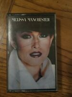 Melissa Manchester Greatest Hits Cassette 1982 Soft Rock Free Shipping