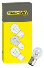10er Set BREHMA P21/5W 24V Heavy Duty BAY15d HD 21/5 Watt LKW Bus