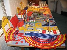LOT of Playmobil Farm and Romani Circus Collection