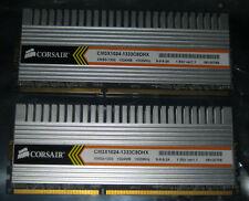 2GB CORSAIR XMS3 DHX DDR3 RAM 1333MHz PC3-10600U CL9 CM3X1024-1333C9DHX ver1.1