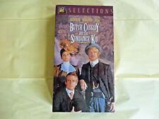 Butch Cassidy and the Sundance Kid (VHS, 1997)  NEW Factory Sealed