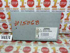 2005 05 INFINITI QX56 GPS NAVIGATION SYSTEM CONTROL MODULE 28330 7Y001 OEM