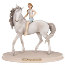 Horse Whispers POETRY IN MOTION Figurine - No longer crafted