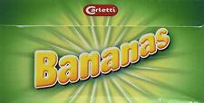SWEETS CHOCOLATE COVERED BANANAS (CARLETTI) 30 BANANAS FACTORY SEALED BOX