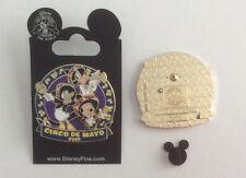 Disney Cinco de Mayo 2016 MICKEY MOUSE, DONALD DUCK & GOOFY Pin LE 2500