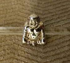 Authentic Chamilia Buddha bead GC-8 RETIRED Sterling silver