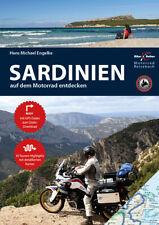 Motorrad Reiseführer Sardinien Hans Michael Engelke