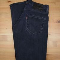 Levi's 511 Mens 28x32 Dark Indigo Slim Fit Stretch Jeans