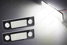 Canbus Error Free LED For Skoda Octavia MK2 09-12 License Number Plate Lights