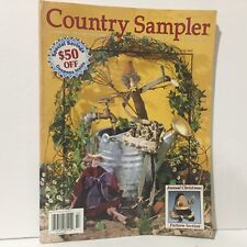 Country Sampler Special Spring Issue July 1997 Free Ship Illust