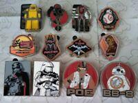 Star Wars The Force Awakens Mystery Booster Starter Set Choose a Disney Pin