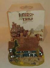 1992 Lilliput Lane Crown Inn In Box With Deed