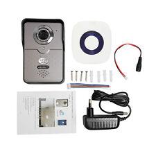 ASDIBUY Visuelle DoorBell WiFi Videokamera Telefon Gegensprechanlage PIR Sensor