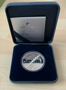 """Lithuania 2021 20 EUR SILVER PRF COIN """"TOKYO OLYMPICS"""". CANOEING. Only 2500!"""