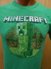 Mens Licensed Minecraft Shirt New M