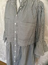 French connection shirt dress size 16/18 used