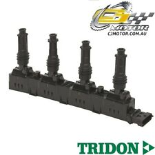 TRIDON IGNITION COIL FOR Holden  Barina XC 09/02-06/04, 4, 1.4L Z14XEP