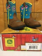 john deere infant boots