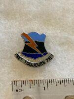Authentic US Army 304th Signal Battalion DI DUI Unit Crest Insignia P