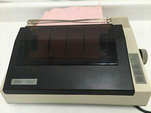 Star Micronics Vintage Dot-Matrix impact tractor-feed printer SG-10 Parallel