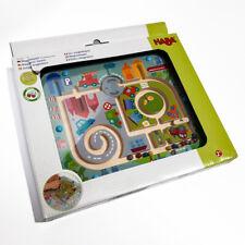 HABA 301056 - Magnetspiel Stadtlabyrinth - Motorik - B-Ware