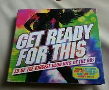 Various Artists : Get Ready for This CD (2016)