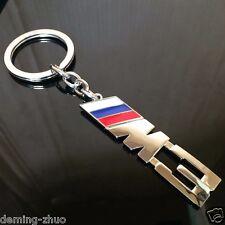 Metal Alloy Car Logo keyring keychain key chain pendant Key Holder for BMW M3