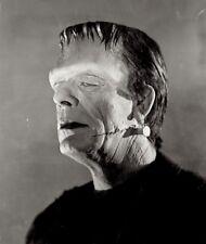 Frankenstein Boris Karloff Press Photo 1931 Snipe Historical Error Glenn Strange