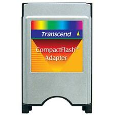 Transcend Compactflash Adapter - Compactflash Adapter - Compactflash Type I