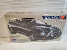 Tamiya 24133 1/24 Scale Model Car Kit Toyota Celica Gt-Four T200 St205
