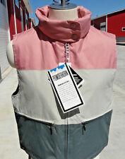 POWDERHORN Goose Down Weatherproof HYBRIX Puffer Vest Jacket Size M  NWT'S**