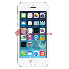 PRE OWNED Apple iPhone 5S 16GB | Silver | Unlocked | Pink Screen