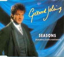 GERARD JOLING featuring Julian Hartman - Seasons CDM 2TR 1990 POP / VOCAL