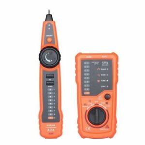 AUA168 RJ11 RJ45 Cat5e 6 Telephone Wire Tracker Toner Ethernet LAN Network Cable