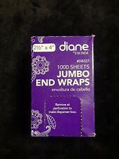 Diane Jumbo End Wraps 1000 sheets perm