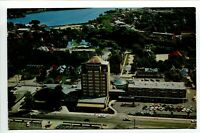 Park Place Motor Inn Traverse City Michigan Photo Unposted Postcard