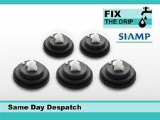 5 x SIAMP Diaphragm INLET FLOAT VALVE WASHER  95 95L 99T 99B 99 Duravit Laufen