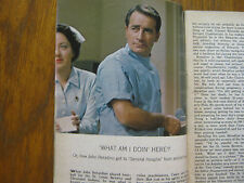 1964 TV Guide(MAUREEN  O'SULLIVAN/JOHN  BERADINO/LESLIE  CARON/ALFRED  HITCHCOCK