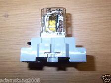 American Zettler AZ6-4CH-24D Relay Block