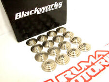 BLACKWORKS TITANIUM RETAINERS SET ACCORD PRELUDE H22