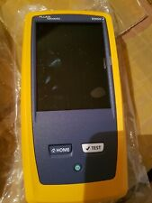 FLUKE DSX2-8000 GLD 2000MHZ NETWORK ANALYZER. MFG AND CALIBRATED IN 2020