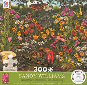 Sandy Williams Ceaco 300 Jigsaw Puzzle Midwest Summer  NIB