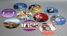 250x Personalized Custom Printed Blu-Ray BD-R 25GB 4x Blank Disc Printing
