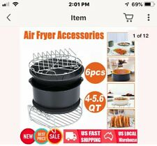 air fryer accessories set