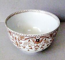 Antique T & R Boote England Tournay England 33645 SAUCE BOWL