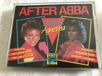 ABBA AFTER ABBA FRIDA & AGNETHA Rare double cassette tape Excellent condition