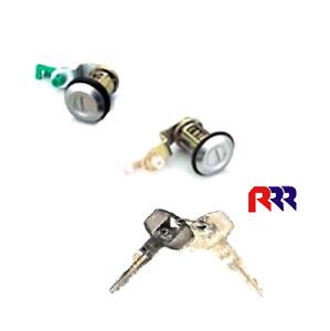 FOR NISSAN DATSUN 1200 UTE SEDAN COUPE FRONT DOOR LOCK BARREL WITH KEYS -PAIR