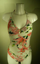 ANDRES SARDA FLORAL SWIMSUIT UK SIZE 8 US SIZE 32 RRP £216