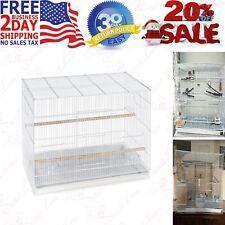 Prevue Pet Products Flight Bird Cage - White