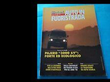 AUTO IN FUORISTRADA anno IX nr. 3 del 1990